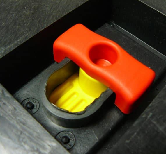 BOX TP CONTENEDOR PLEGABLE sistema de cierre