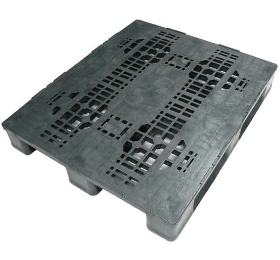 Palet RBP 1200x1000 PERFORADO 3 patines superficie