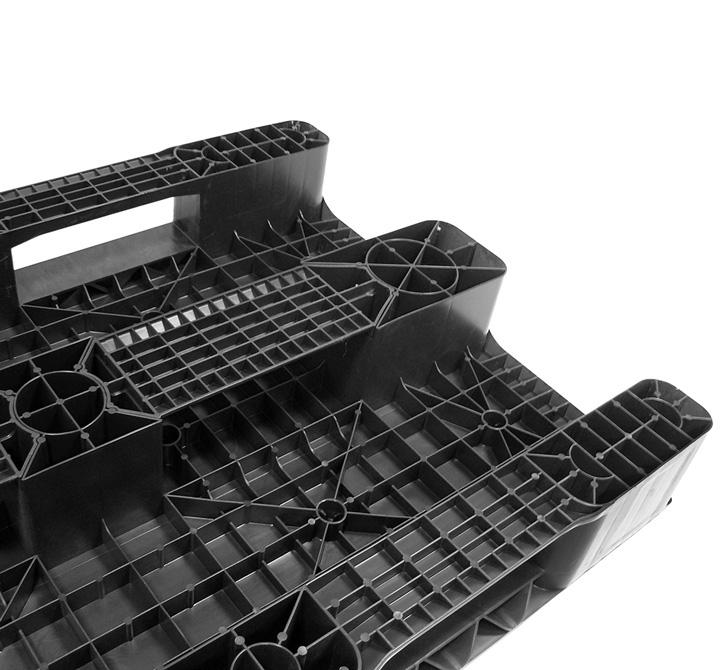 RMP 1200x1000 2 o 3P LISO negro patines