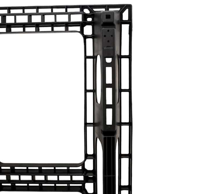 RUP 1200x800 3P PERFORADO negro ligero