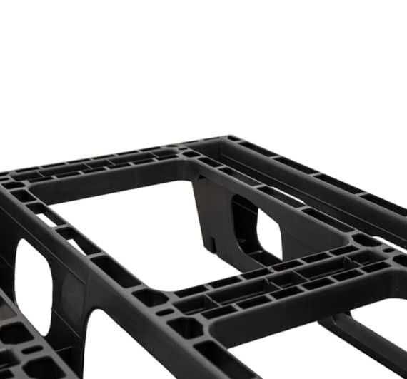 RUP 1200x800 3P PERFORADO negro superficie detalle